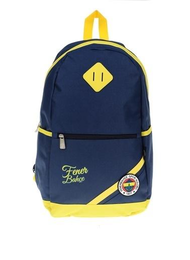 Fenerbahçe Okul Çantası Sarı